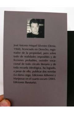 Muestra 1 de COL BÁRBAROS. DINAMO ESTRELLADA (Miquel Silvestre) Barataria 2004