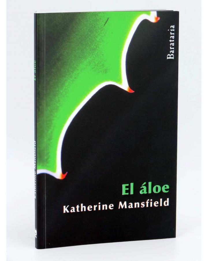 Cubierta de COL BÁRBAROS. EL ALOE (Katherine Mansfield) Barataria 2012