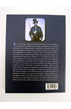 Contracubierta de COL BÁRBAROS. EL CABALLERO DE LAS BOTAS AZULES (Rosalía De Castro) Barataria 2013