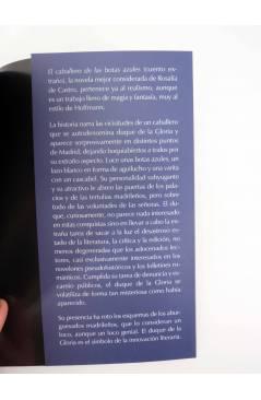 Muestra 2 de COL BÁRBAROS. EL CABALLERO DE LAS BOTAS AZULES (Rosalía De Castro) Barataria 2013