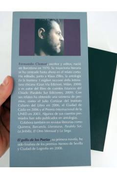 Muestra 1 de COL BÁRBAROS. EL GOLFO DE LOS POETAS (Fernando Clemot) Barataria 2009