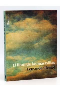 Cubierta de COL BÁRBAROS. EL LIBRO DE LAS MARAVILLAS (Fernando Clemot) Barataria 2011