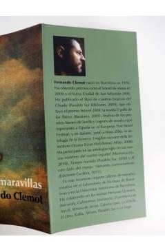 Muestra 1 de COL BÁRBAROS. EL LIBRO DE LAS MARAVILLAS (Fernando Clemot) Barataria 2011