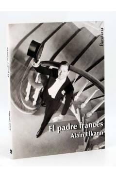 Cubierta de COL BÁRBAROS. EL PADRE FRANCES (Alain Elkann) Barataria 2012