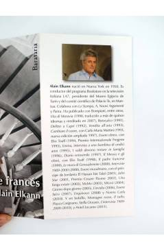 Muestra 1 de COL BÁRBAROS. EL PADRE FRANCES (Alain Elkann) Barataria 2012
