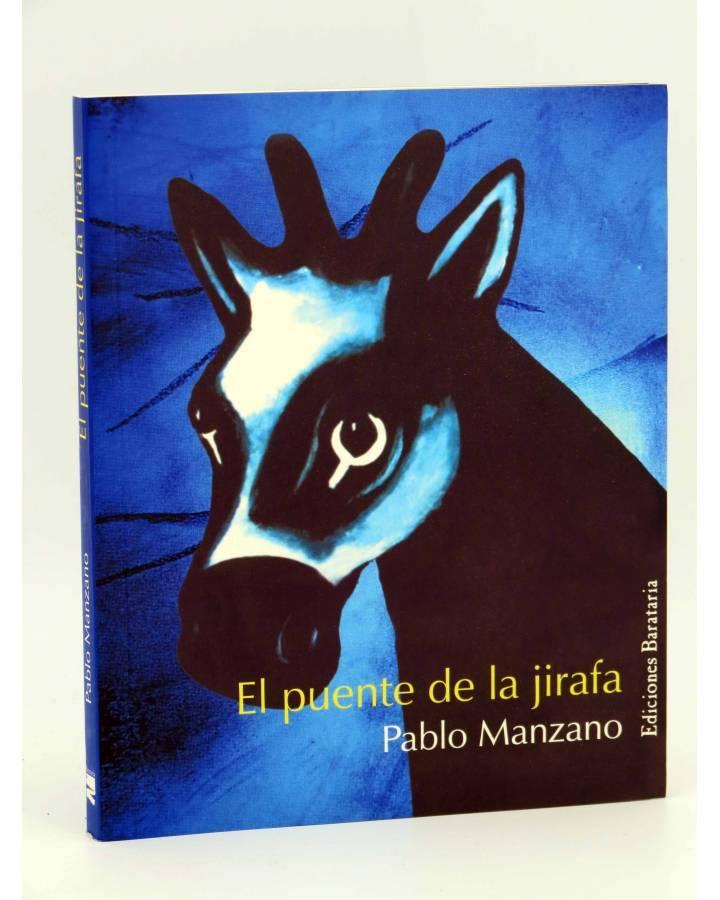 Cubierta de COL BÁRBAROS. EL PUENTE DE LA JIRAFA (Pablo Manzano) Barataria 2008