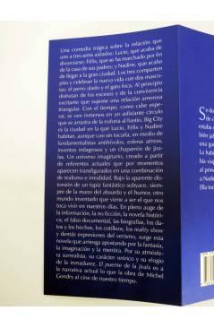 Muestra 2 de COL BÁRBAROS. EL PUENTE DE LA JIRAFA (Pablo Manzano) Barataria 2008