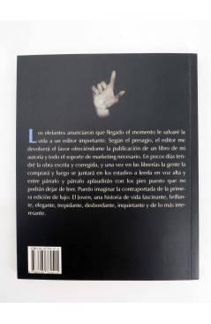 Contracubierta de COL BÁRBAROS. EL RENCOR DE LOS BUFONES (Pablo Manzano) Barataria 2006