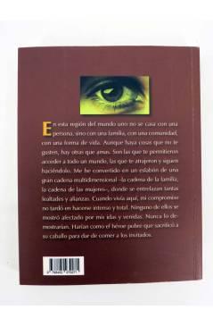 Contracubierta de COL BÁRBAROS. EN EL UADI (Michele Drouart) Barataria 2012