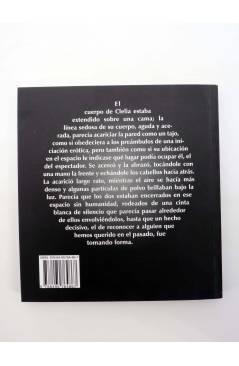 Contracubierta de COL BÁRBAROS. EROTIKA ESCENAS DE LA VIDA SEXUAL (Patricia De Souza) Barataria 2009