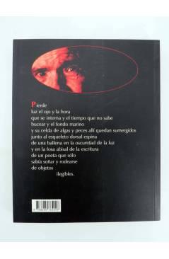 Contracubierta de COL BÁRBAROS. ESA LUZ QUE NOS QUEMA (José María Millares Sall) Barataria 2009