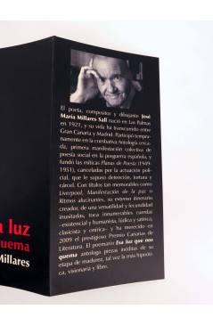 Muestra 1 de COL BÁRBAROS. ESA LUZ QUE NOS QUEMA (José María Millares Sall) Barataria 2009