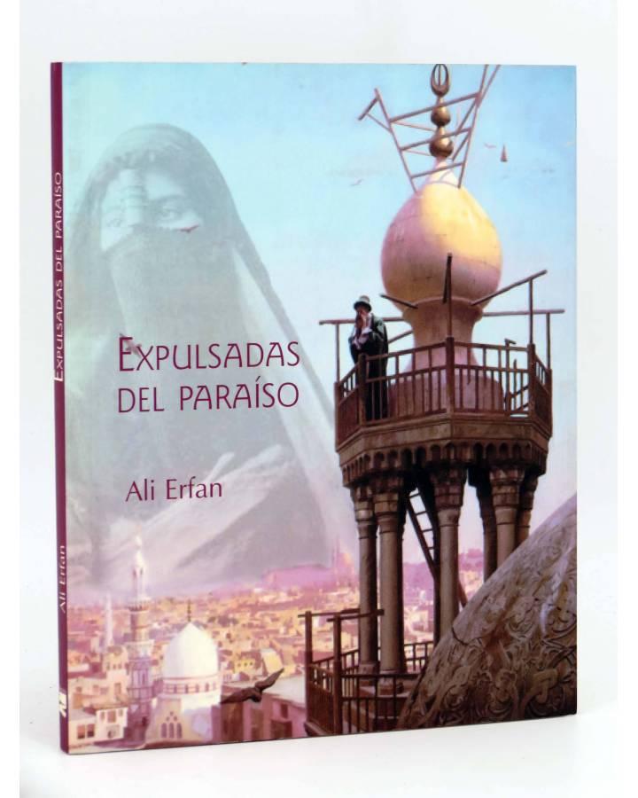 Cubierta de COL BÁRBAROS. EXPULSADAS DEL PARAISO (Ali Erfan) Barataria 2003
