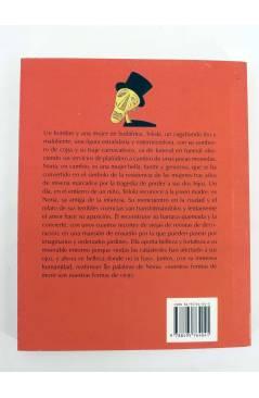 Contracubierta de COL BÁRBAROS. FORMAS DE MORIR (Zakes Mda) Barataria 2001