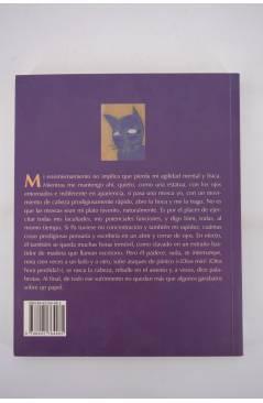 Contracubierta de COL BÁRBAROS. HISTORIAS DE ANIMALES Y OTRAS VIDAS (Alberto Asor Rosa) Barataria 2006