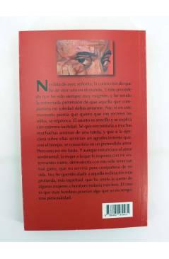Contracubierta de COL BÁRBAROS. HOMBRE SIN PERSONALIDAD (Paul Heyse) Barataria 2013
