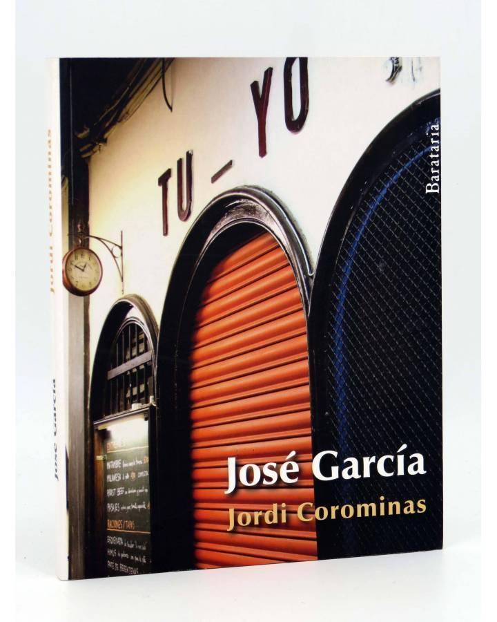 Cubierta de COL BÁRBAROS. JOSE GARCIA (Jordi Corominas) Barataria 2012