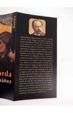 Muestra 1 de COL BÁRBAROS. LA HORDA (Vicente Blasco Ibáñez) Barataria 2013