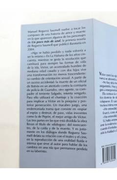 Muestra 2 de LA NOCHE ERA JOVEN Y NOSOTROS TAN HERMOSOS (Manuel Reguera) Barataria 2008