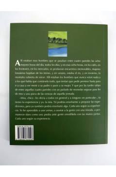 Contracubierta de COL BÁRBAROS. LA PAGA DEL SABADO (Beppe Fenoglio) Barataria 2006