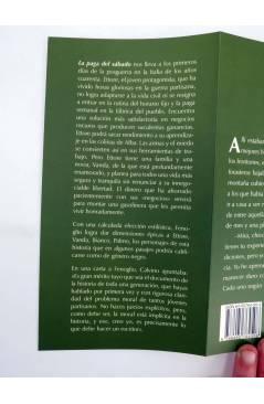 Muestra 2 de COL BÁRBAROS. LA PAGA DEL SABADO (Beppe Fenoglio) Barataria 2006