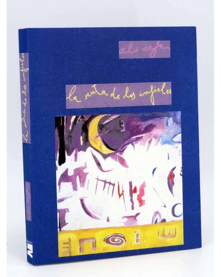 Cubierta de COL BÁRBAROS. LA RUTA DE LOS INFIELES (Ali Erfan) Barataria 2001