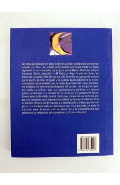 Contracubierta de COL BÁRBAROS. LA RUTA DE LOS INFIELES (Ali Erfan) Barataria 2001