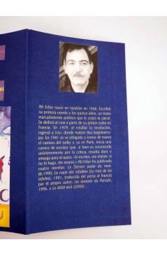 Muestra 1 de COL BÁRBAROS. LA RUTA DE LOS INFIELES (Ali Erfan) Barataria 2001