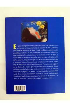 Contracubierta de COL BÁRBAROS. LA SIRENA NEGRA (Emilia Pardo Bazán) Barataria 2013