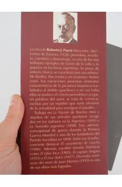 Muestra 1 de COL BÁRBAROS. LAS DIVERTIDAS AVENTURAS DEL NIETO DE JUAN MOREIRA (Roberto J. Payró) Barataria 2007
