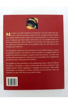 Contracubierta de COL BÁRBAROS. LATIN KING MI VIDA SANGRIENTA (Reymundo Sánchez) Barataria 2006