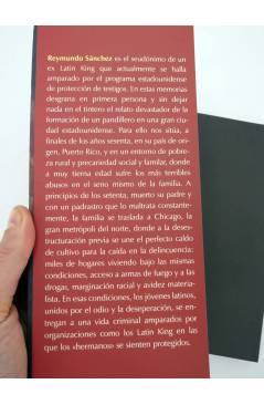 Muestra 1 de COL BÁRBAROS. LATIN KING MI VIDA SANGRIENTA (Reymundo Sánchez) Barataria 2006