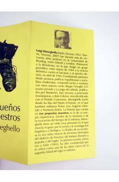 Muestra 1 de COL BÁRBAROS. LOS PEQUEÑOS MAESTROS (Luigi Meneghello) Barataria 2008