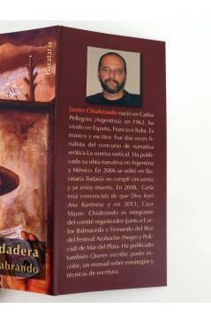Muestra 1 de COL BÁRBAROS. NOVELA VERDADERA (J. Chiabrando) Barataria 2013