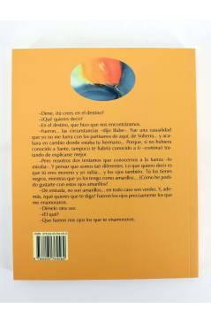 Contracubierta de COL BÁRBAROS. NOVIA DE BUBE (Carlo Cassola) Barataria 2007