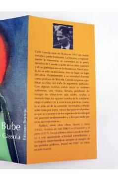 Muestra 1 de COL BÁRBAROS. NOVIA DE BUBE (Carlo Cassola) Barataria 2007