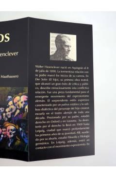 Muestra 1 de COL BÁRBAROS. OLVIDADOS (Walter Hasenclever) Barataria 2002