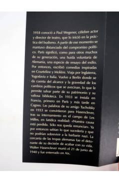 Muestra 2 de COL BÁRBAROS. OLVIDADOS (Walter Hasenclever) Barataria 2002