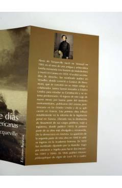 Muestra 1 de QUINCE DÍAS EN LAS SOLEDADES AMERICANAS (Alexis De Tocqueville) Barataria 2004