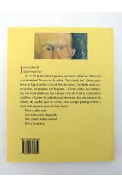 Contracubierta de COL BÁRBAROS. RON (Blaise Cendrars) Barataria 2008