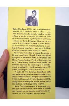 Muestra 1 de COL BÁRBAROS. RON (Blaise Cendrars) Barataria 2008