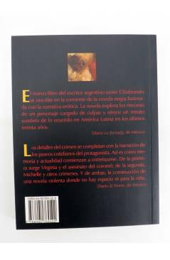 Contracubierta de TODAVIA NO CUMPLI CINCUENTA Y YA ESTOY MUERTO (Javier Chiabrando) Barataria 2006