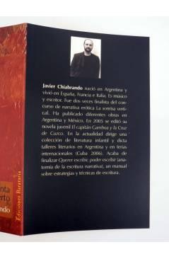 Muestra 1 de TODAVIA NO CUMPLI CINCUENTA Y YA ESTOY MUERTO (Javier Chiabrando) Barataria 2006