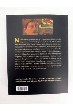 Contracubierta de COL BÁRBAROS. UN PARIA DE LAS ISLAS (Joseph Conrad) Barataria 2011