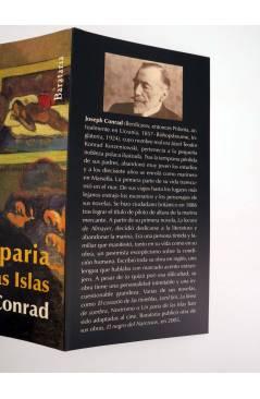 Muestra 1 de COL BÁRBAROS. UN PARIA DE LAS ISLAS (Joseph Conrad) Barataria 2011