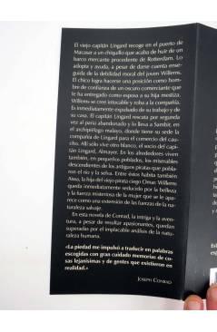 Muestra 2 de COL BÁRBAROS. UN PARIA DE LAS ISLAS (Joseph Conrad) Barataria 2011