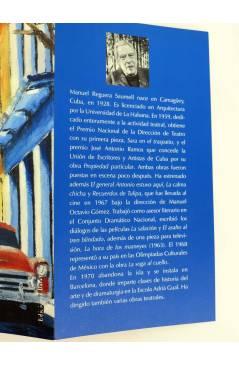 Muestra 1 de COL BÁRBAROS. UN POCO MAS DE AZUL (Manuel Reguera Saumell) Barataria 2004