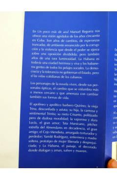 Muestra 2 de COL BÁRBAROS. UN POCO MAS DE AZUL (Manuel Reguera Saumell) Barataria 2004