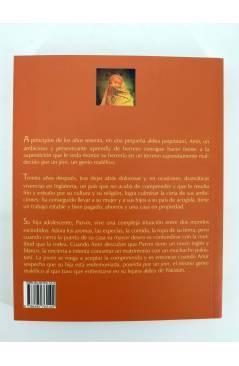 Contracubierta de COL BÁRBAROS. UN VIAJE INTERMINABLE (Abdullah Hussein) Barataria 2003