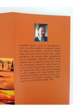 Muestra 1 de COL BÁRBAROS. UN VIAJE INTERMINABLE (Abdullah Hussein) Barataria 2003
